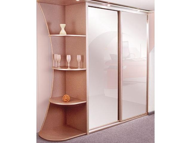 В современных квартирах шкафы-купе занимают важное место. эт.