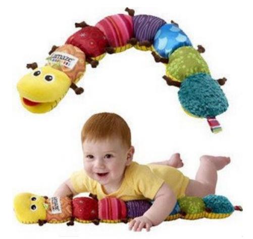 Мягкие игрушки для маленьких своими руками